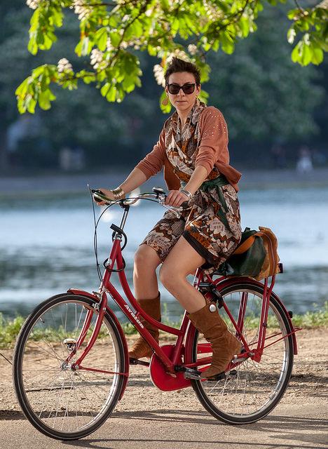 Dánok kerékpáron