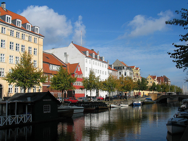 Christianshavn - Koppenhága
