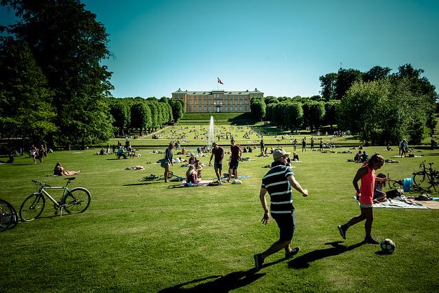 Frederiksberg palota