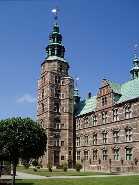Rosenborg kastély - Koppenhága