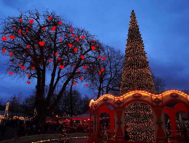 Karácsony Koppenhágában