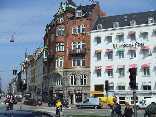 Hotelek Koppenhágában