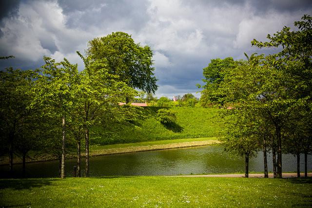 Tavasz Koppenhágában
