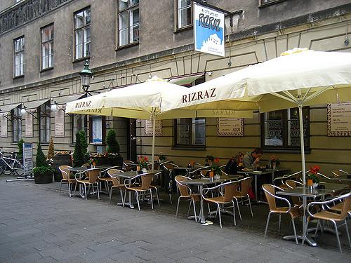 Riz Raz Étterem Koppenhágában