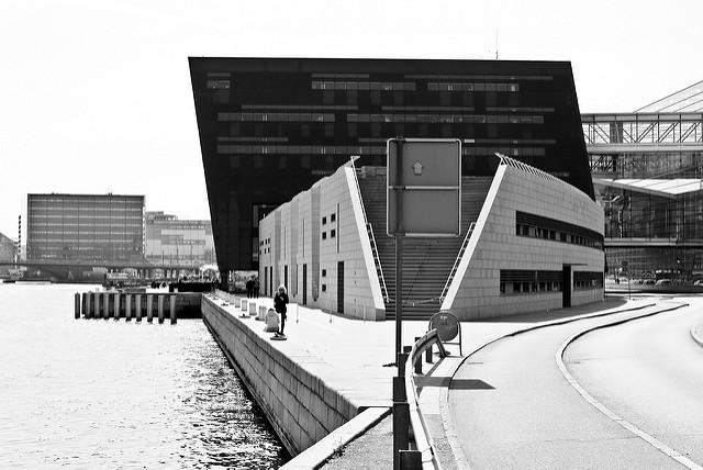 Det Kongelige Bibliotek - Koppenhága