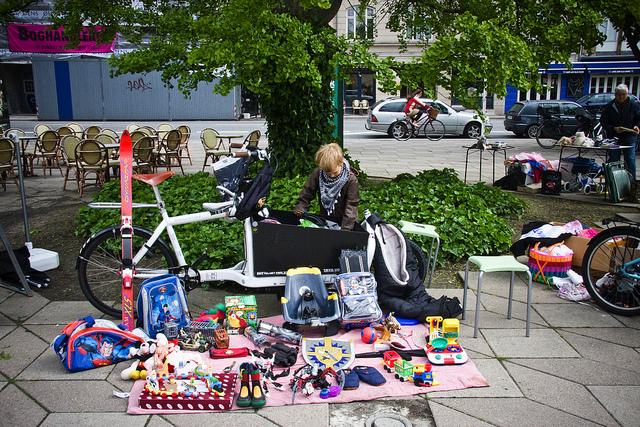 Bolhapiacok Koppenhágában