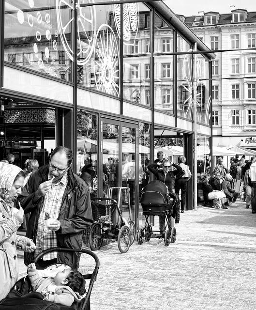 Israels Plads Koppenhága