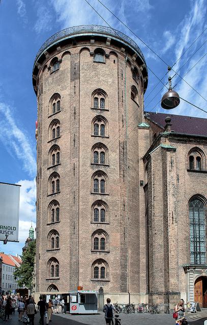 Rundetårn Koppenhágában