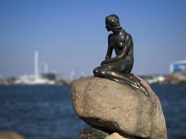 A kis hableány Koppenhágában