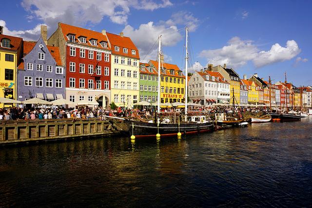 Koppenhága - Nyhavn