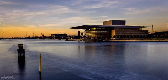 A koppenhágai Opera