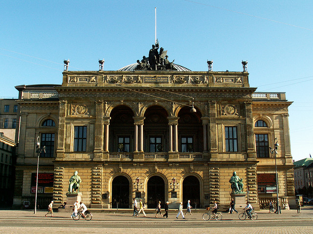 Det Kongelige Teater - Koppenhága
