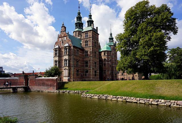 Koppenhága, Rosenborg kastély