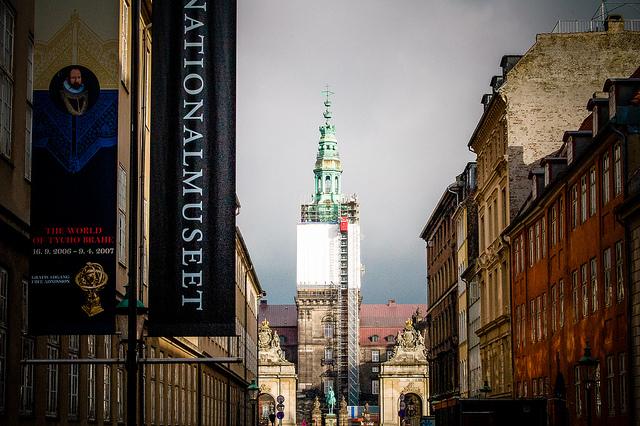 Dán Nemzeti Múzeum Koppenhágában
