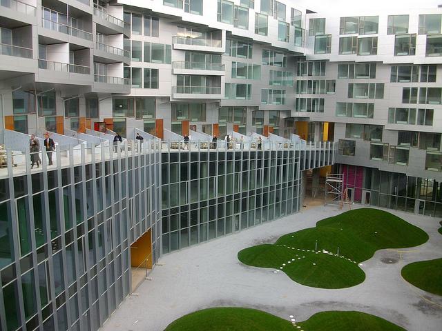 8 House Koppenhágában