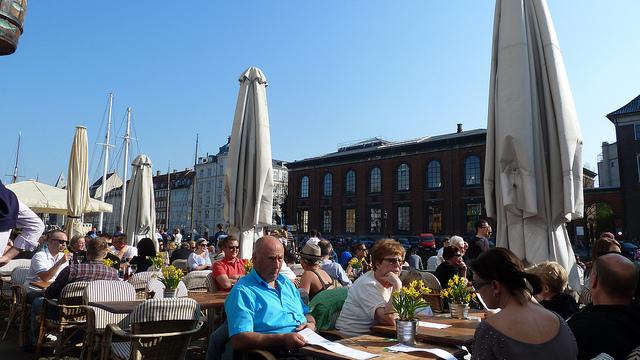 Nyhavn - Koppenhága
