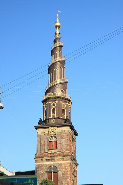 Vor Frelsers Kirke Koppenhágában