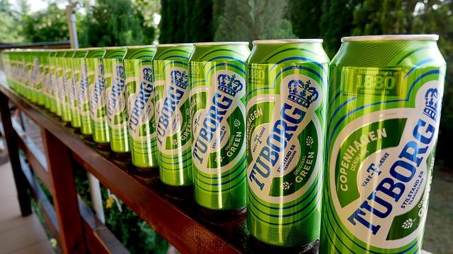 Tuborg - dán sör
