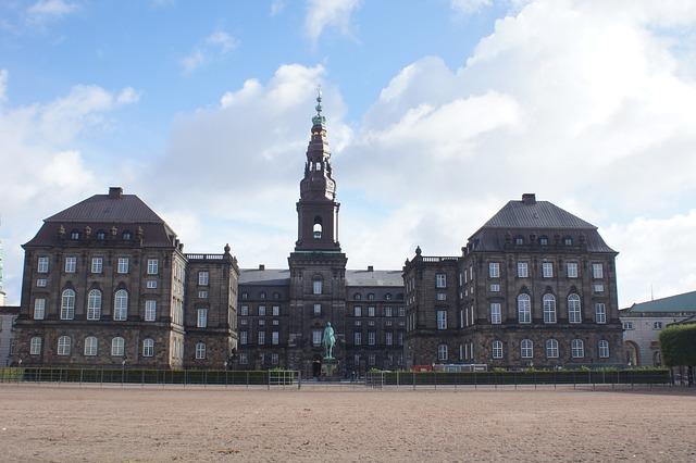 Christiansborg palota