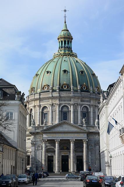 A Frederiks Kirke Koppenhágában