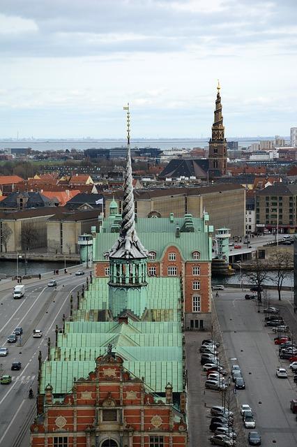 Vor Frelsers Kirke - Koppenhága híres látnivalója