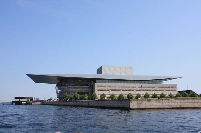 A koppenhágai operaház