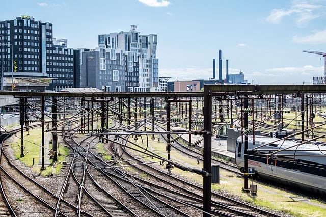 Vonatközlekedés Koppenhágában